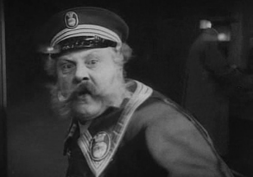 Emil Jannings - Last Laugh (1924) replaced