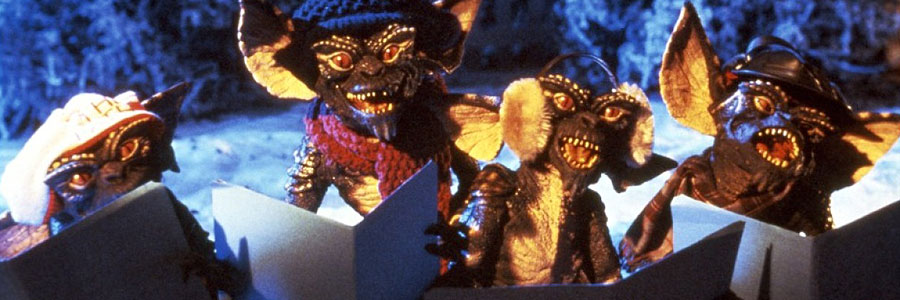 Gremlins Christmas.The Fear Of God Gremlins More Than One Lesson