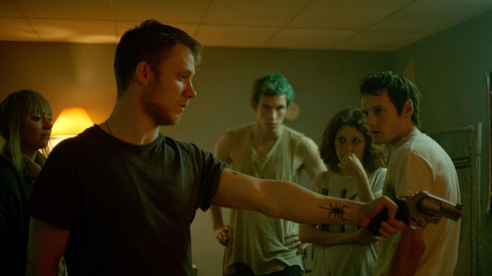 The Fear of God: Green Room | More Than One Lesson