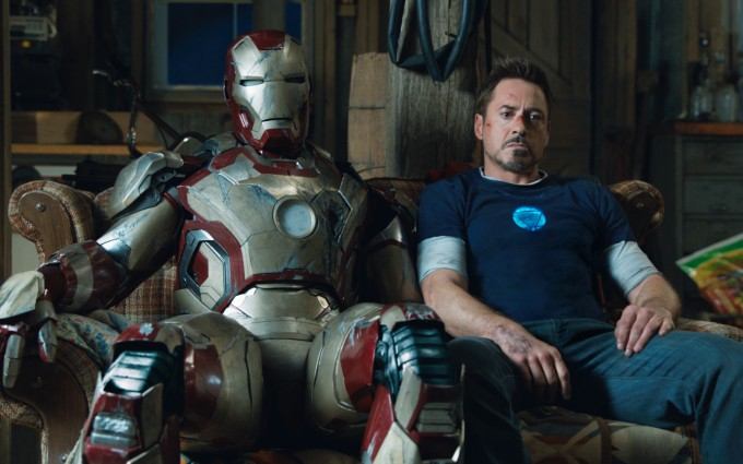 Two-Geek Soup: Iron Man 3