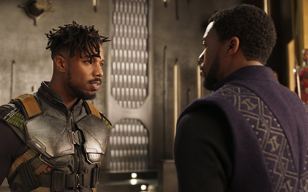 Two Geek Soup: Black Panther