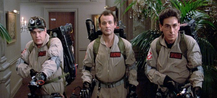 The Fear of God: Ghostbusters